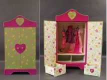 Armoire Baby Doll